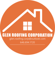 Logo Glen Roofing Corporation